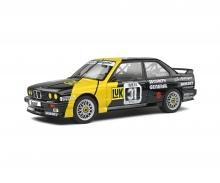 schuco 1:18 BMW E30 M3 schwarz #31