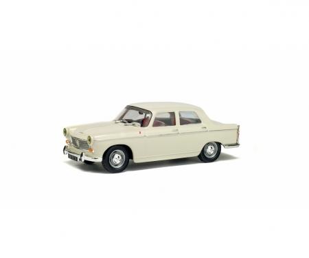 1:43 Peugeot 404 Berline, beige, 1962
