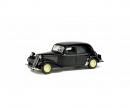 1:43 Citroën Traction IICV, schwarz, 1950