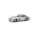 schuco 1:43 Mercedes-Benz 300 SL, silver, 1954