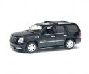 schuco 1:43 Cadillac Escalade, black, 2003
