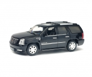 1:43 Cadillac Escalade, black, 2003