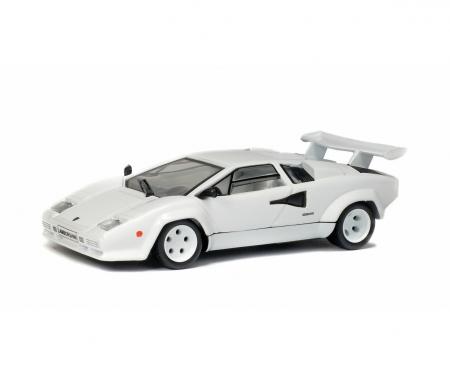 schuco 1:43 Lamborghini Countach LP500, white, 1985