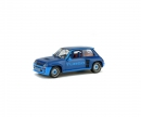 schuco 1:43 Renault 5 Turbo, blue, 1980