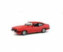 schuco 1:43 Ford Capri 2.8i, red, 1981