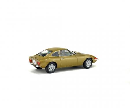 schuco 1:43 Opel GT, bronze, 1968