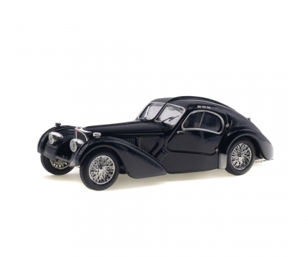 1:43 Bugatti Type 57 SC Atlantic, blackz, 1937