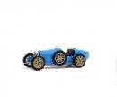 schuco 1:43 Bugatti T35B, blue, 1928