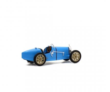 1:43 Bugatti T35B, blau, 1928