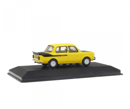 1:43 Simca Rallye 2, yellow, 1974