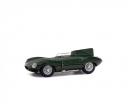 schuco 1:43 Jaguar D-Type, British Racing Green, 1952