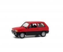 1:43 Fiat Panda, rot, 1990