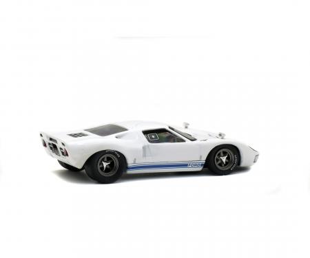 schuco 1:43 Ford GT40, 1966 white