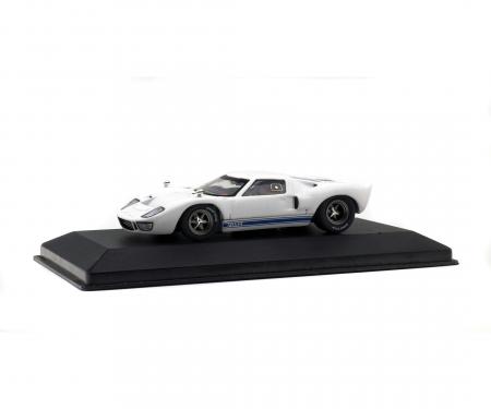 schuco 1:43 Ford GT40, 1966 weiß