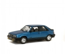 schuco 1:43 Renault 11 Turbo, blau