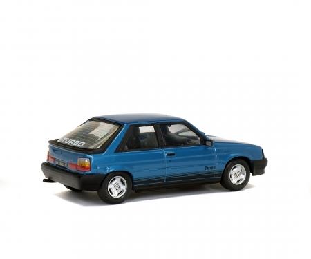 1:43 Renault 11 Turbo, blue