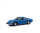 schuco 1:43 Alpine A110, blue, 1973