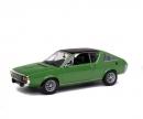 1:43 Renault 17, green, 1974