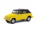 schuco 1:43 VW 181, white, 1971