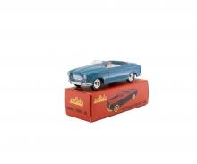schuco 1:43 Peugeot 403 Cabrio blau