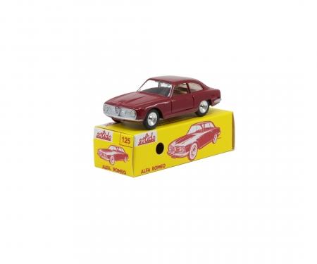 schuco 1:43 Alfa Romeo 2600 red