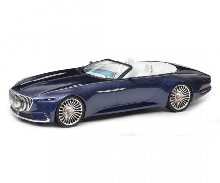 Mercedes-Maybach Vision 6 Cabriolet, blau, 1:18