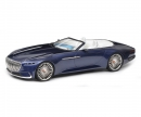 Mercedes-Maybach Vision 6 Convertible, blue, 1:18