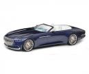 Mercedes-Maybach Vision 6 Convertible, blue, 1:18