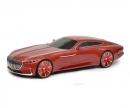 schuco Mercedes-Maybach Vision 6 Coupé, red, 1:18
