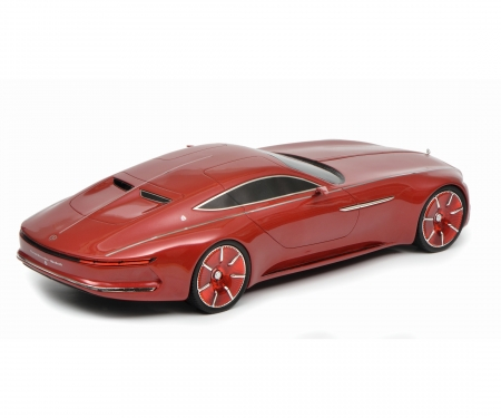 Mercedes-Maybach Vision 6 Coupé, red, 1:18