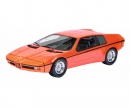 BMW Turbo X1 E25 1972, orange 1:18