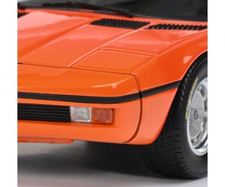 BMW Turbo X1 E25 1972, orange 1:18