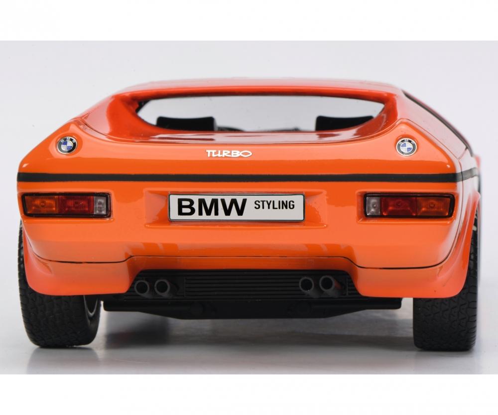 bmw turbo x1 e25 1972 orange 1 18 pro r 18 pkw. Black Bedroom Furniture Sets. Home Design Ideas