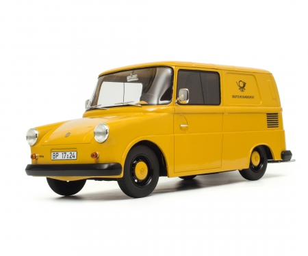 "schuco VW Fridolin ""Deutsche Post"", 1:18"