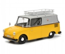 "schuco VW Fridolin ""PTT"", 1:18"