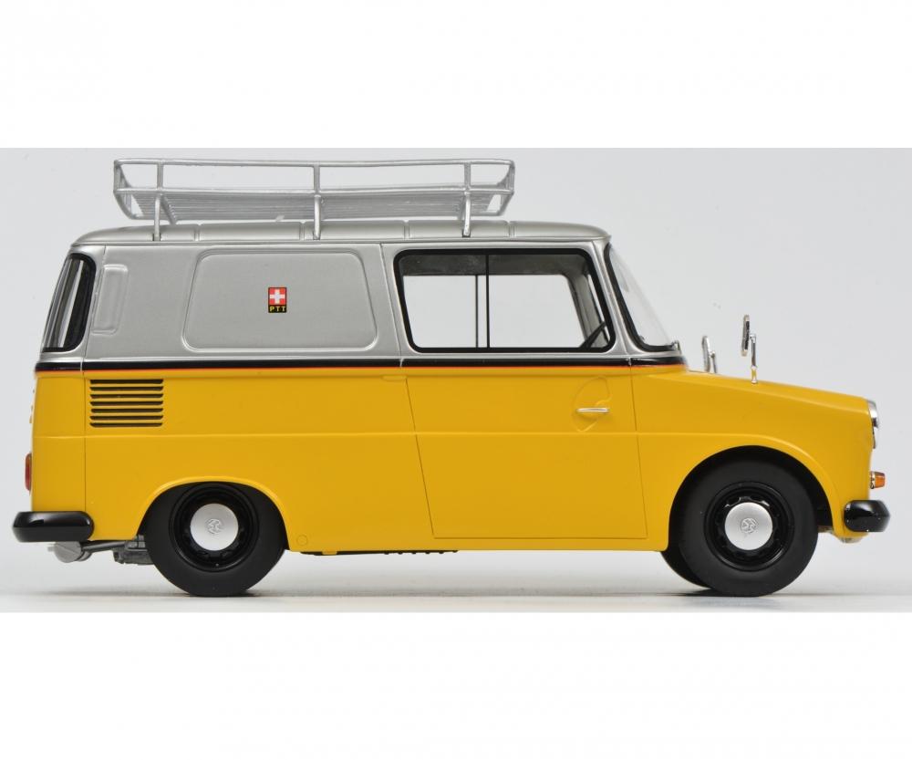 Schuco PRO.R18 VW Fridolin PTT 1:18