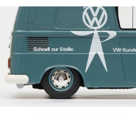 """schuco VW Fridolin """"VW-Kundendienst"""", 1:18"""