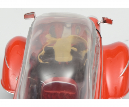 "FMR TG 500 ""Tiger"", rot, 1:18"