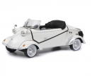 "schuco FMR TG 500 Roadster ""Tiger"", white, 1:18"