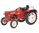 schuco Mc Cormick D326, red 1:18