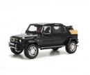 schuco Mercedes-Maybach G650 Landaulet, schwarz, 1:18