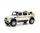 schuco Mercedes-Maybach G650 Landaulet, weiß, 1:18