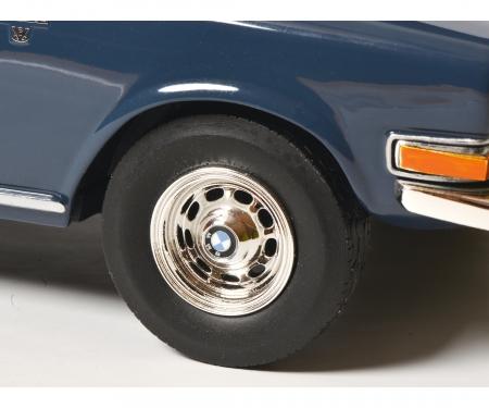 schuco BMW Glas 3000 V8, blau, 1:18