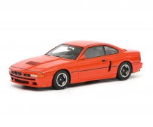 BMW M8, red, 1:18