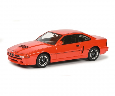 schuco BMW M8, red, 1:18