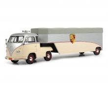 schuco VW T1 Continental Motors 1:18