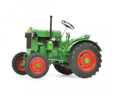 schuco Deutz F1 M414 green/red 1:18
