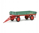 schuco STEIB farm trailer 1:18