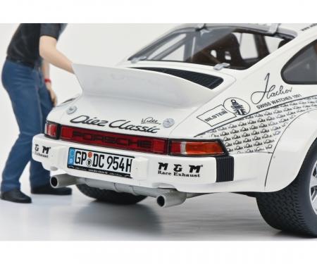 schuco Porsche 911 RÖHRL x911 1:18