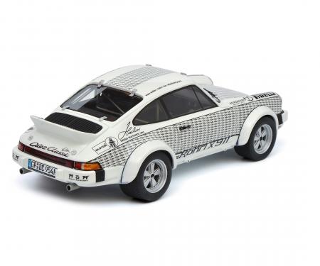 """schuco Porsche 911 """"Röhrl x911"""", 1:18"""
